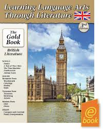 the gold book british literature high school skills e book