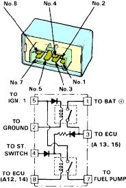 check the honda main relay in your car 95 honda civic fuel pump relay location at Wiring Diagram For 94 Honda Civic Fuel Pump
