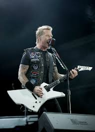 Metallica lead singer gay