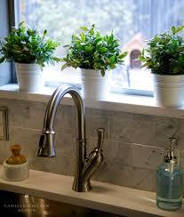 indoor kitchen garden. Indoor Kitchen Herb Garden \u2013 Inspirational Makeovers Windows Over Sink Fresh