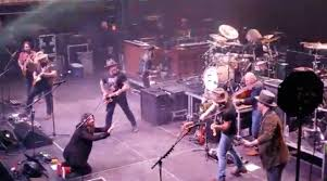 Zac Brown Band Cover Metallica With Dave Grohl Set Summer