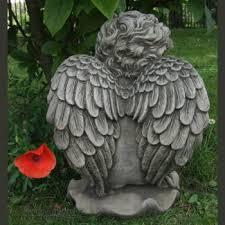 angel garden statue. cherub garden statue. quick view angel statue