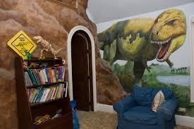 Kids Dinosaur theme contemporary-kids