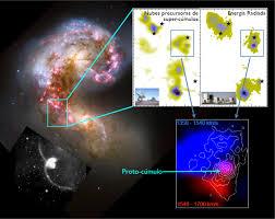 Resultado de imagen de Cúmulos de galaxias