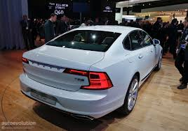 new car launches nov 2014Volvo Launches Its S90 Flagship Sedan at 2016 Detroit Auto Show