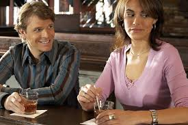 Image result for awkward first date in a bar pictures