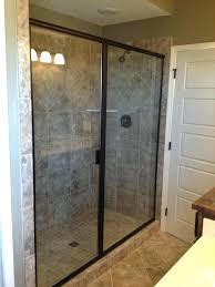 glass shower door gasket framed glass shower door framed shower door photo gallery precision glass page glass shower door
