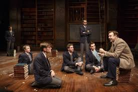 dead poets society review essay dead poets society review gcse  dead poets society theatermania comzane pais thomas mann bubba weiler william hochman yaron lotan cody