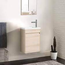 small bathroom vanity with sink combo