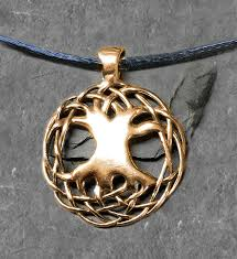 celtic tree of life special edition 14k solid gold 1 medium pendant actual will be added with options