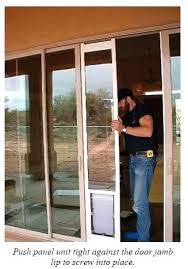 installing patio door or nice patio door with dog door with hale pet door installation instructions