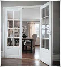 doors for office. french doors to the office from dining room for s