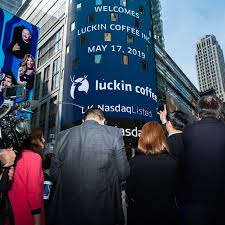 Luckin coffee has dismissed its chief executive and chief operating officer after new evidence came to light about an accounting scandal at the company touted as china's rival to starbucks. Chinese Coffee Chain S Scandal Renews U S Calls For Oversight The New York Times