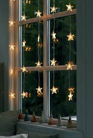 top christmas light ideas indoor. The Cool Thing About Hanging Star-shaped Christmas Lights On Your Windows Is That They Top Light Ideas Indoor