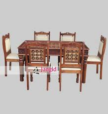 brass furniture. Indian Hand Carved Brass Fitted Dining Room Furniture
