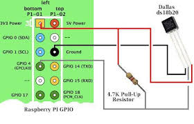 ds18b20 temperature sensor raspberry pi reuk co uk connection diagram for ds18b20 1 wire temperature sensor to raspberry pi gpio