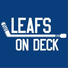 Toronto Maple Leafs Depth Chart Leafs On Deck Podcast Listen Via Stitcher For Podcasts