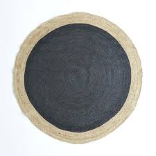 west elm round rug west elm eco rug pad reviews