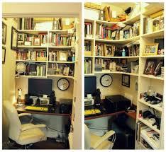 office closet. office closet n