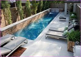 Inground Pools Kids Will Love   Pool Designs Backyard Swimming Swimming Pool In Small Backyard