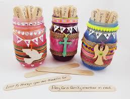 prayer jars craft activity
