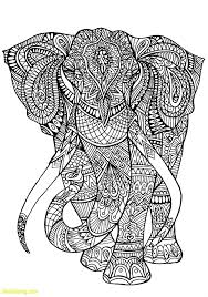 Elephant Coloring Pages Bohemian Elephant Coloring Pages Cool