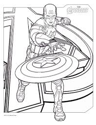 Your online leisure and entertainment area. The Avengers Coloring Pages