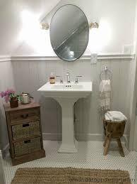 bathroom with wainscoting. Bathroom Wainscoting Ideas Pictures Beadboard Small Images Bathrooms Good Looking Designs From With