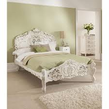french bedrooms furniture. rococo antique french bed (size: super king) + mattress - bundle deal bedrooms furniture e