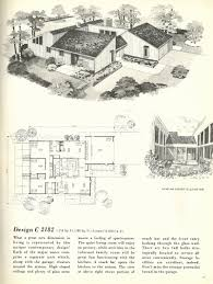 home architecture house plan mid century modern plans design blueprint simple small house floor plans