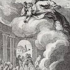 怖い絵展のソドムの天使がエヴァと巨神兵とラピュタを髣髴させた Togetter