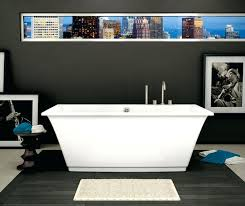 ma bath zoom maax sax tub home depot ma bath end drain skirted alcove tub x x maax