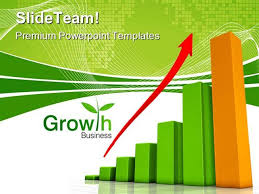 Growth Chart Business Powerpoint Templates And Powerpoint