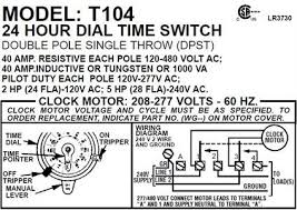 intermatic t104 wiring diagram wiring diagram timer light switch wiring diagram images