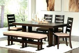 dining table bench chairs. large size of outdoor teak dining table benches set bench chairs room small kitchen sets wooden