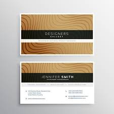 Product Line Card Template Brown Business Card Template With Abstract Wavy Lines Download