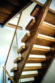 prefab outdoor steps prefab wooden steps outdoor prefab wooden steps outdoor modern open rise stairs cable