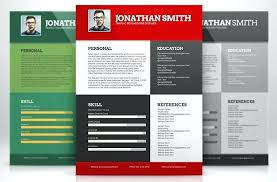 Colorful Resume Templates New Colorful Resume Templates Free Archives Southbay Robot