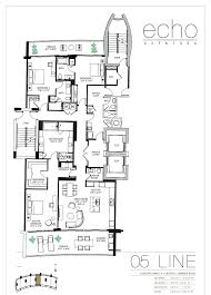 echo condos 24 condos pending s in echo aventura floor plans