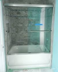 s folding glass shower doors tri fold sliding door
