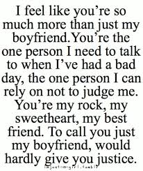Boyfriend Love Quotes Classy Love Quotes For My Boyfriend 48 QuotesBae