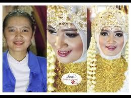get ations siger sunda hijab wedding makeup tutorial makeup pengantin sunda muslim hijab modern 2016