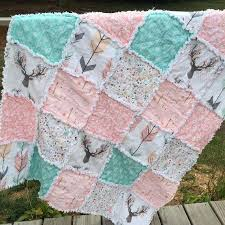 Best 25+ Baby rag quilts ideas on Pinterest | Rag quilt, Rag quilt ... & RAG Quilt-Brambleberry Ridge-bois-bébé Rag par WatchMyDive sur Etsy Adamdwight.com