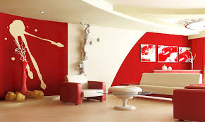 interior design living room color. Red Living Room Design Ideas. Is A Colour That Some People Find Too Overpowering For Their Rooms. But It Can Be Very Contemporary And Elegant Interior Color