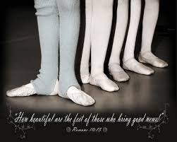 Beautiful Feet Quotes Best of How Beautiful Are The Feet Of Those Who Bring Good News