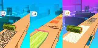 <b>Sushi</b> Roll 3D - Cooking ASMR Game - Apps on Google Play