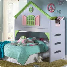 Discovery World Furniture Doll House Twin Loft Bed
