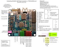 multiwii 328p flight controller w ftdi dsm2 comp port 287365642x1068013x38