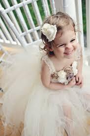 artsy handmade cute flower girl dresses