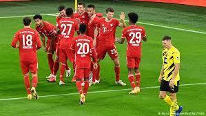A few days ago, rumors emerged that manchester united might be pursuing coman as a potential alternative to sancho. Bayern Gegen Dortmund Immer Noch Ein Besonderes Spiel Sport Dw 04 03 2021